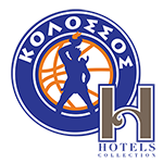 ΚΑΕ ΚΟΛΟΣΣΟΣ H HOTELS - KOLOSSOS BASKETBALL CLUB RHODES GREECE